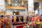 Митрополит Астанайский Александр возглавил торжества по случаю 110-летия учреждения и 15-летия возрождения Иверско-Серафимовского монастыря в Алма-Ате