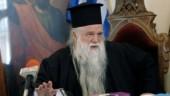 Митрополит Калавритский Амвросий (Элладская Православная Церковь) назвал ошибочными действия Патриарха Варфоломея в отношении Украины