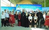 В Туркменистане отпраздновали десятилетие начала деятельности Патриаршего благочиния приходов Русской Православной Церкви