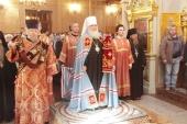На московском подворье Православной Церкви Чешских земель и Словакии отметили день памяти святой мученицы Людмилы