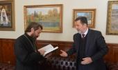Председатель ОВЦС встретился с послом Сербии в России