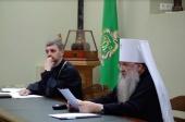 Новая редакция документа о светских профессиях, совместимых со священством, подготовлена в Межсоборном присутствии