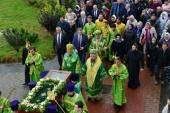 В Брянске торжественно отметили день памяти святого благоверного князя Олега Брянского и Собора Брянских святых