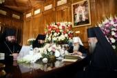 Состоялось заседание Синода Среднеазиатского митрополичьего округа