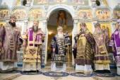 В Среднеазиатском митрополичьем округе молитвенно отметили 65-летие со дня рождения митрополита Ташкентского Викентия