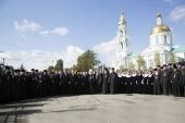 Состоялись торжества по случаю 150-летия Донской духовной семинарии