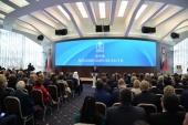 Митрополит Крутицкий Ювеналий принял участие в торжествах по случаю 89-летия образования Московской области