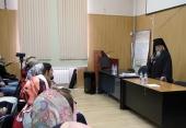Первый курс занятий для помощников больничных священников стартовал в Москве