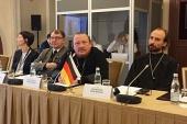 Представители Русской Православной Церкви приняли участие в XVII российско-германском Форуме гражданских обществ «Петербургский диалог»