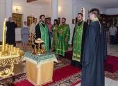 В Йоханнесбурге отметили 20-летие русского православного прихода в ЮАР
