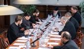 Документ о церковных прещениях (наказаниях) клириков направляется в редакционную комиссию Межсоборного присутствия