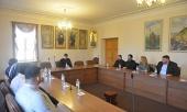 В ОВЦС состоялась встреча с делегацией Ассирийской Церкви Востока