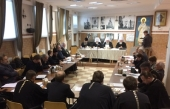 Вопросы пастырского попечения душевнобольных людей обсуждаются в Межсоборном присутствии