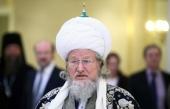 Поздравление Святейшего Патриарха Кирилла председателю Центрального духовного управления мусульман России с днем рождения