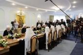 Священный Синод утвердил новый состав Межсоборного присутствия Русской Православной Церкви