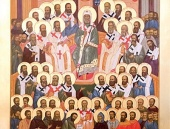 Священный Синод утвердил текст службы Отцам Поместнаго Собора Церкви Русской