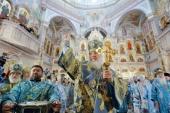 13-15 октября состоялся Первосвятительский визит Святейшего Патриарха Кирилла в Республику Беларусь
