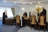 Назначены новые епископы на кафедры России и Белоруссии