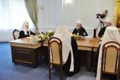 Священный Синод утвердил избрание викарного епископа Западно-Европейской епархии Русской Зарубежной Церкви