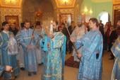 Председатель Синодального отдела по тюремному служению возглавил престольный праздник Покровского храма в Бутырской тюрьме столицы