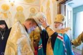 Игумен Игнатий (Лукович), избранный епископом Боровлянским, возведен в сан архимандрита