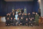 В канун праздника Покрова Богородицы священнослужители Салаватской епархии совершили Литургии на территории исправительных учреждений