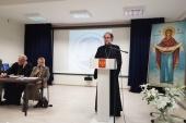 В столице Финляндии прошли IХ Покровские чтения, посвященные 100-летию мученического подвига Царственных страстотерпцев