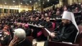 Приветственное слово митрополита Волоколамского Илариона участникам XV Генеральной ассамблеи Синода епископов Католической Церкви