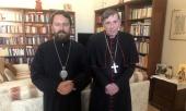 Председатель ОВЦС встретился с кардиналом Куртом Кохом