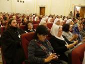 В Москве проходит VIII Общецерковный съезд по социальному служению