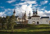 В Вологодской митрополии возрожден исторический Ферапонтов мужской монастырь