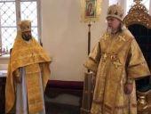 Иеромонах Василий (Данилов), избранный епископом Касимовским, возведен в сан архимандрита