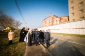 Председатель Синодального отдела по тюремному служению принял участие в заседании по вопросам передачи объектов религиозного назначения Татарстанской митрополии
