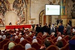 Ответы Святейшего Патриарха Кирилла на вопросы участников VIII Общецерковного съезда по социальному служению