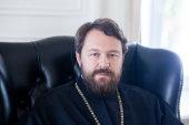 Митрополит Волоколамский Иларион: Филарет Денисенко как был, так и остается раскольником