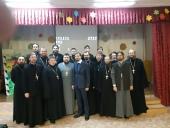 Для священнослужителей Нефтекамской епархии был организован спецкурс «Приходская история. Как написать историю храма?»
