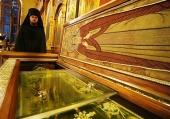 В Оптиной пустыни и в Казанской Амвросиевской пустыни в Шамордино отметили день памяти преподобного Амвросия Оптинского