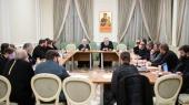 В Москве состоялся пастырский семинар «Духовная жизнь священнослужителя. Практические вопросы пастырской аскетики»
