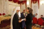 В Саранске прошел IV Межрегиональный образовательный форум «Пересвет»