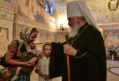 Митрополит Калужский и Боровский Климент: Действия Константинополя направлены на разрушение основ Церкви