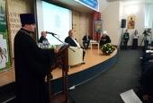 Сотрудники Синодального комитета по взаимодействию с казачеством приняли участие в региональном этапе Рождественских чтений в Екатеринбургской епархии