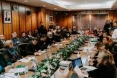 В Москве состоялось всероссийское совещание «Семейные ценности и демография», организованное при поддержке Патриаршей комиссии по вопросам семьи и ВРНС