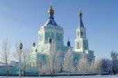 В казахстанский Семипалатинск, отмечающий 300-летие основания, принесены мощи святителя Николая Чудотворца