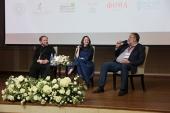 На фестивале «Вера и слово» обсудили проблему реагирования в кризисных ситуациях