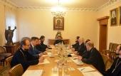 Состоялось заседание Межведомственной координационной группы по теологии