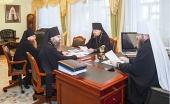 Архиерейские советы Кемеровской и Тамбовской митрополий поддержали решения, принятые Священным Синодом Русской Православной Церкви в связи с антиканоническими действиями Константинопольского Патриархата
