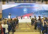 Председатель Отдела внешних церковных связей принял участие в открытии VI Всемирного конгресса российских соотечественников, проживающих за рубежом