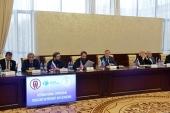 В Москве прошел симпозиум, посвященный месту теологии в современном международном образовательном и научном пространстве
