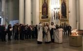 Память жертв авиакатастрофы над Синаем молитвенно почтили в Санкт-Петербурге