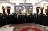 В монастыре Киккской иконы Божией Матери на Кипре проходит конференция «Монашество России и Кипра: духовно-культурные связи»